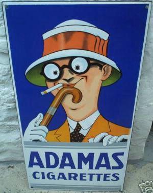 Adamas Cigarettes adamas